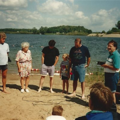 1994-Micky O., Mike, Hilda M.Y., Jerry, Kristin, Nate, & Pastor Philip